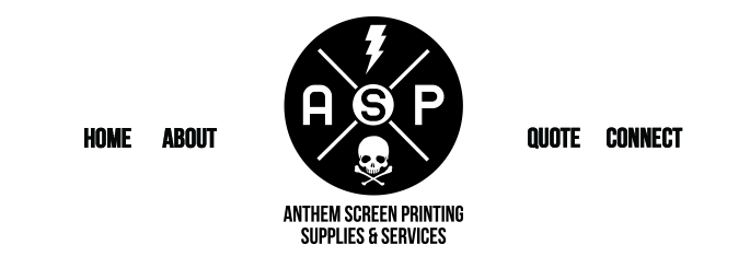 anthem screen printing header